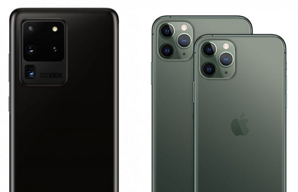 iPhone 11 Pro Max vs Samsung Galaxy Note 10+: Which $1,100 giant ... | 612x950