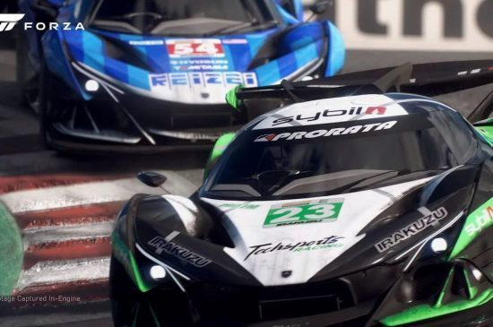 Dit is Forza Motorsport op de Xbox Series X