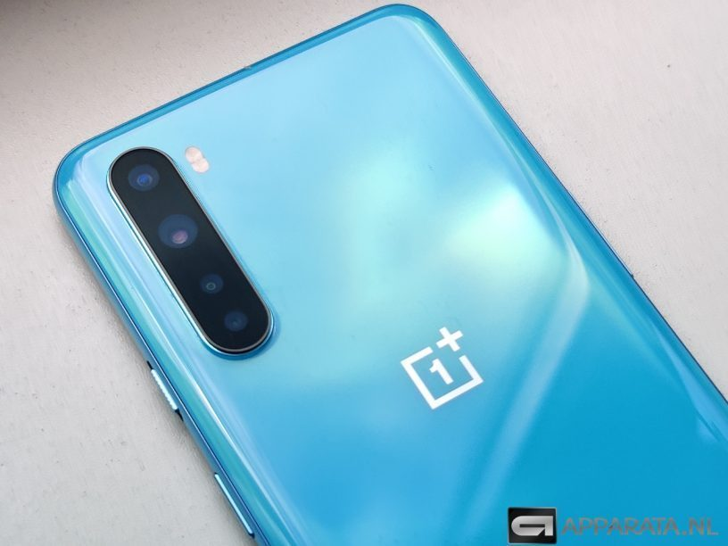 OnePlus Nord review camera
