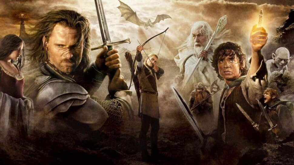 The Lord of the Rings 4K is het perfecte excuus