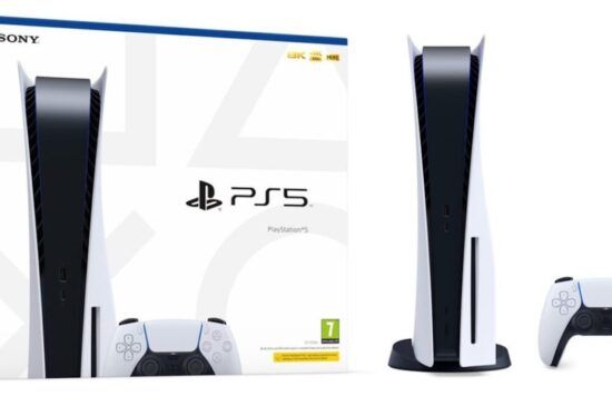Zo groot is de doos van de PlayStation 5