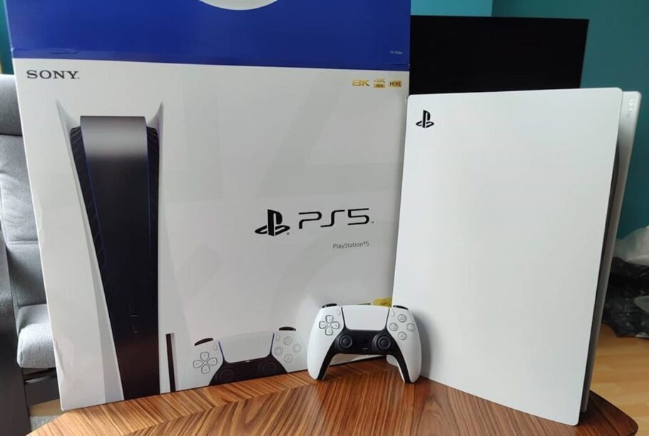 PS5 verkopen denderen over de PS4 heen