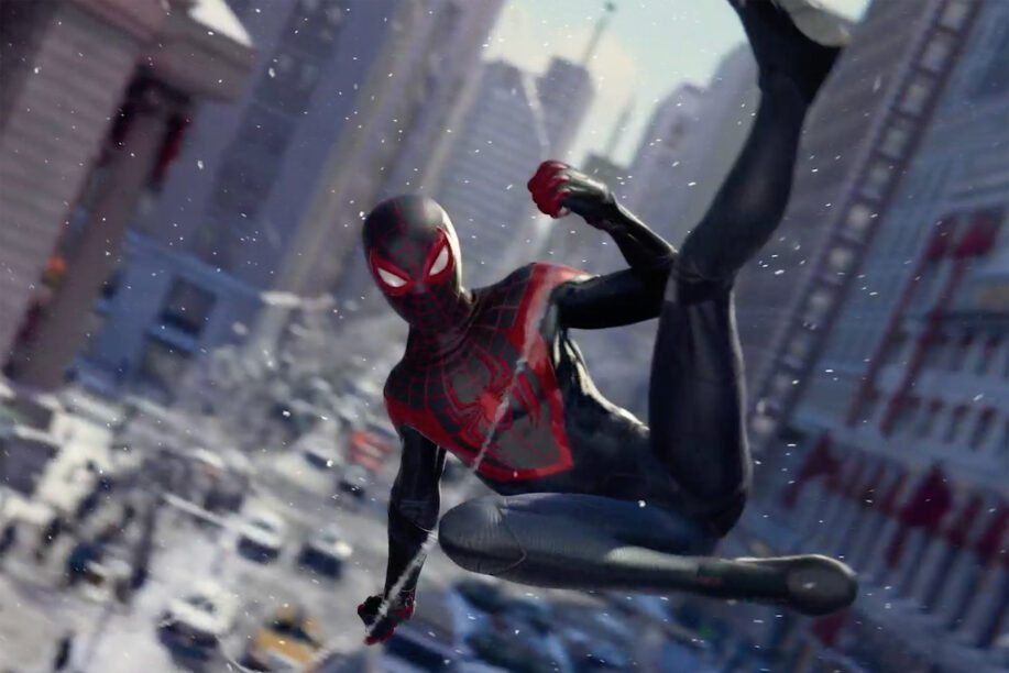 PlayStation 5 review - Spider-Man