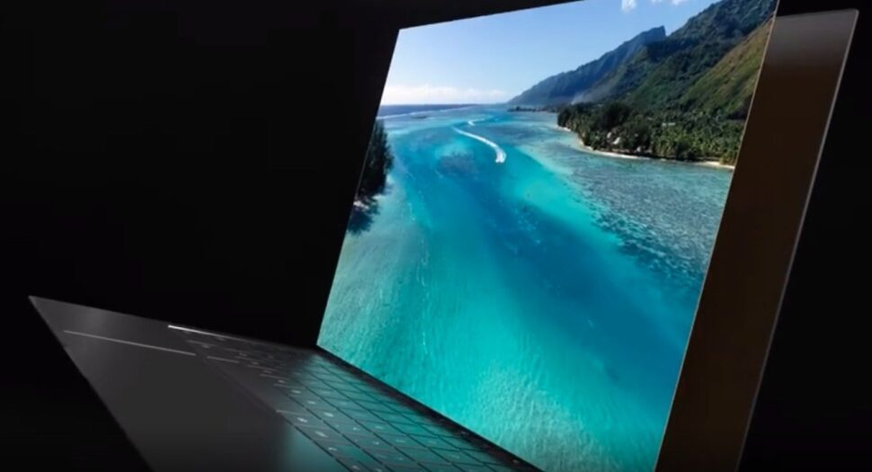 Samsung onthult OLED laptops met onzichtbare webcams
