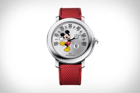 Exclusieve Mickey Mouse horloge kost je 16.500 euro
